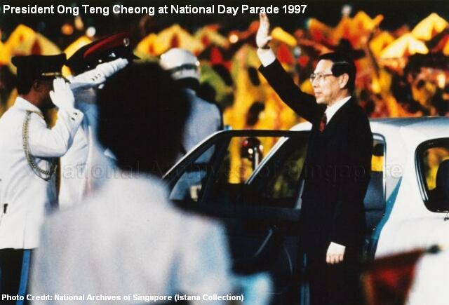 president-ong-teng-cheong-national-day-parade-1997