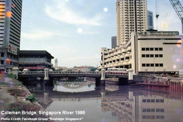 singapore-river-coleman-bridge-1986