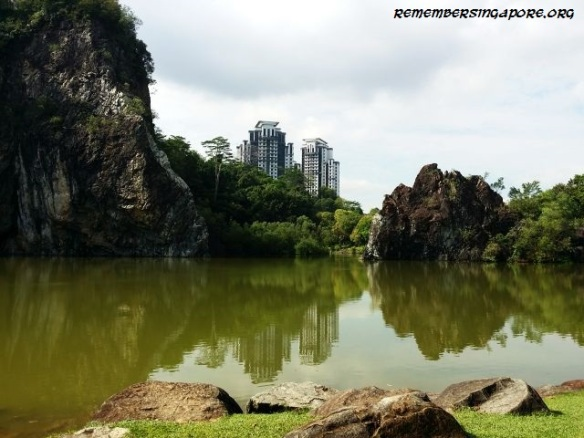 Little Guilin and the Former Granite Quarries of Singapore